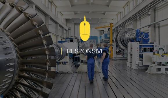 site internet responsive ersya