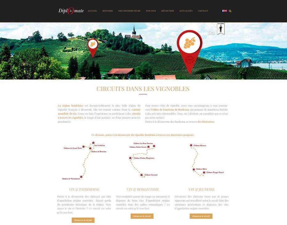 Tourisme vin bordeaux