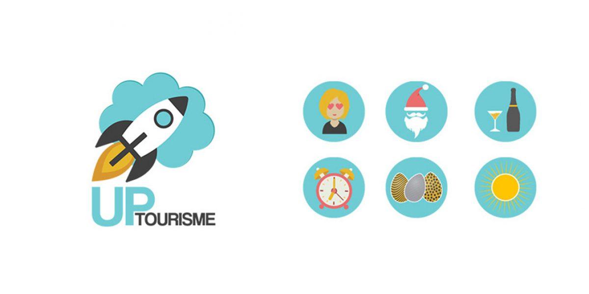uptourisme logotype