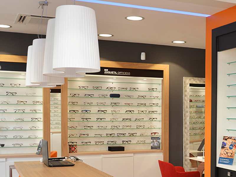 anquetil opticiens site internet