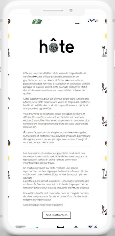 maison editions print site web