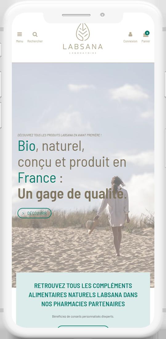 site internet domaine pharmaceutique